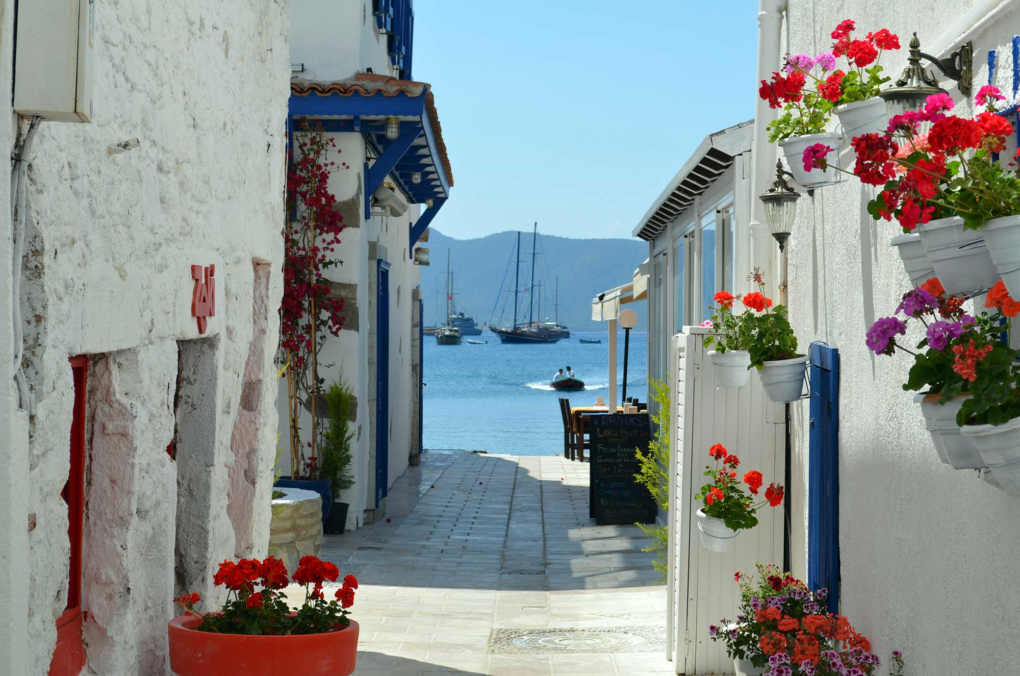 Bodrum-South Dodecanese-Bodrum, Blue Cruise from 495€, Barbaros ...