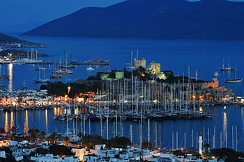 Bodrum - Karacasogut (Mini Tour) with A/C Boats