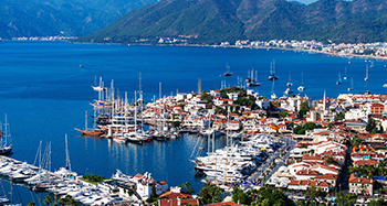 FETHIYE-MARMARIS (MINI TOUR), blue voyage, Barbaros Yachting