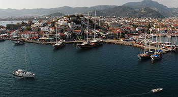 Marmaris - Datca - Marmaris with A/C Boats