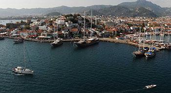Marmaris - Datca - Marmaris with A/C Boats