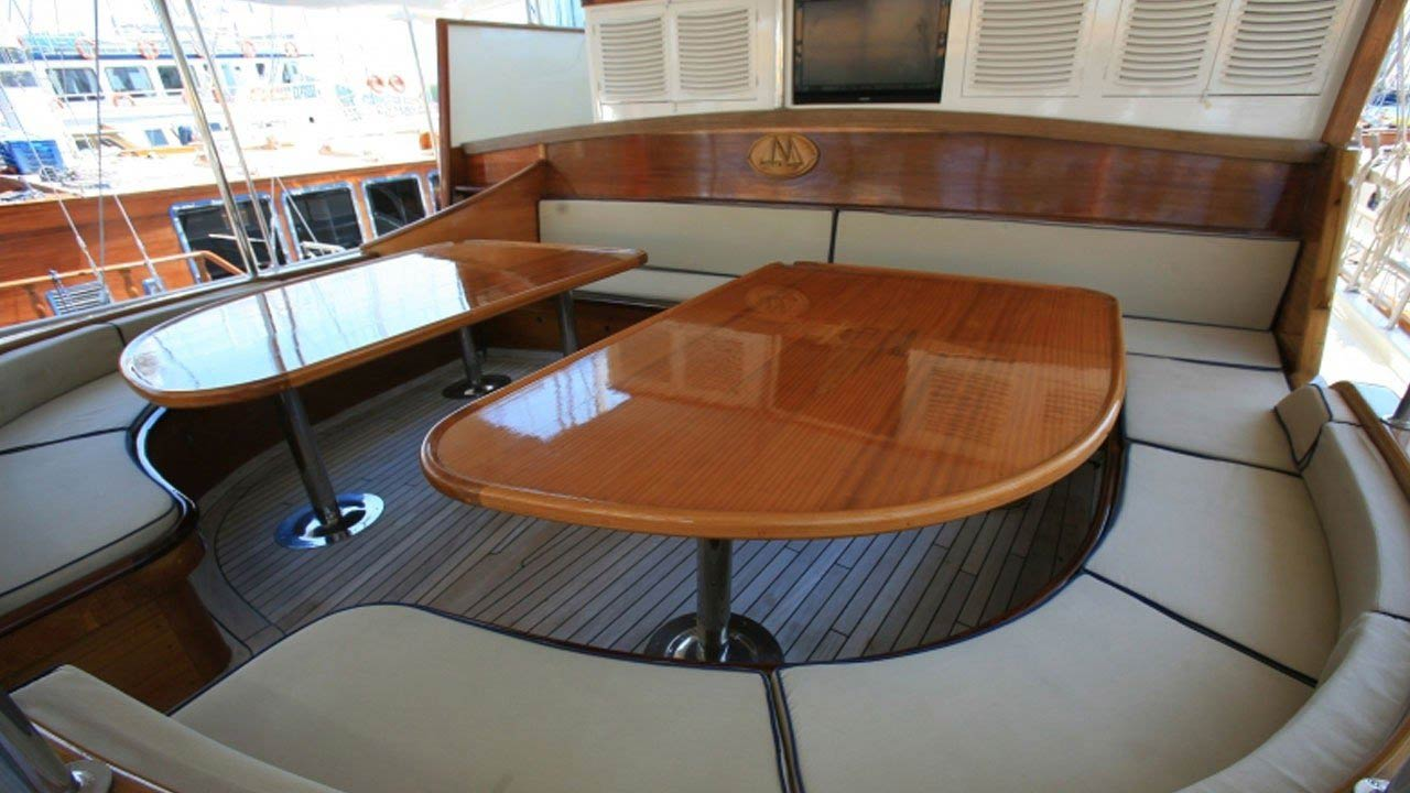 Aegean Clipper, a gulet for rent, by Barbaros Yachting