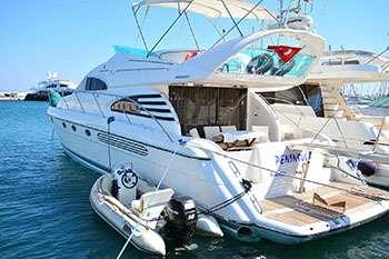 Peninsula Motor Yacht