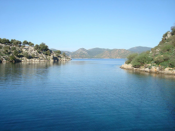 Fethiye - Marmaris (Mini Tour) with A/C Boats