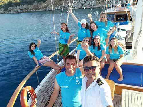 Cabin Charters
